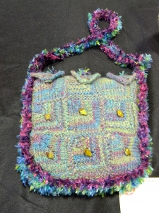 Boa Bag by Judith Reilly