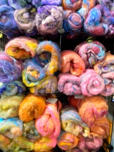 Colorful Batts