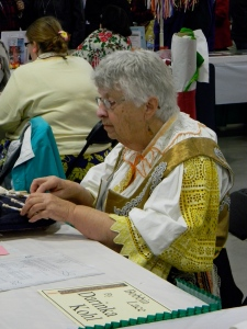 Darinka Kohl Making Bobbin Lace