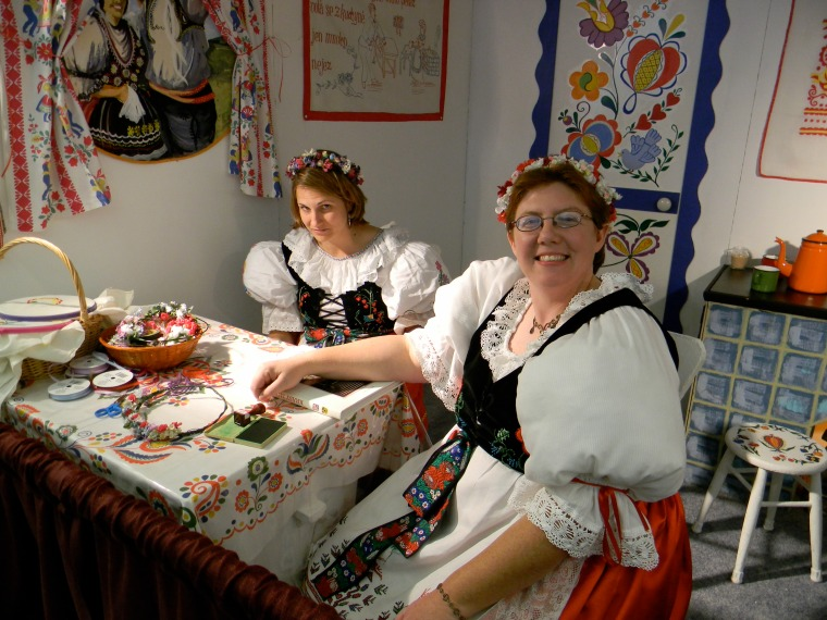 "Czech Women at ""Home"""