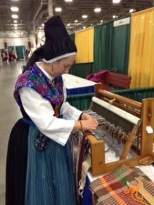 Pomeranian Weaver